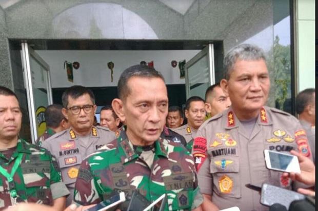 Bentrok Polri-TNI di Taput, Pangdam I/BB-Kapolda Sumut Sepakat Kirim Tim Investigasi
