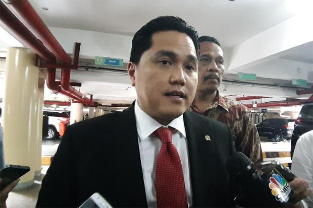 Erick Thohir Terkenang dengan Kebaikan Wakil Jaksa Agung Arminsyah