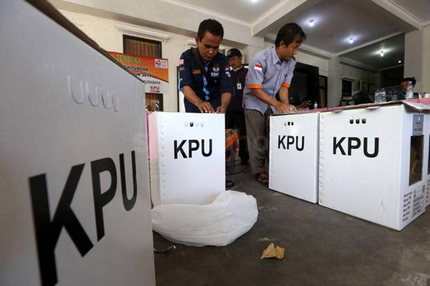 KPU Sudah Surati Presiden Soal Perppu Penundaan Pilkada Serentak 2020
