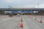 Pengguna Jalan Tol Merak-Tangerang Turun 43%