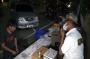 Tak Pakai Masker, Pengemudi Kendaraan Diminta Menyapu Jalan dan Masjid