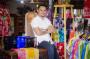 Usaha Batik Lokal Khas Bontang Rambah Pasar Luar Negeri