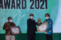Petrokimia Sabet 5 Penghargaan di Ajang TJSL & CSR Award 2021