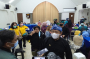 Keren! Aktivis Masjid dan Gereja Kompak Gelar Vaksinasi Massal di Kota Bandung