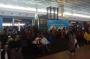 Viral, Jamaah Umrah Menumpuk di Bandara Soetta