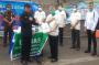 ANXI Beri Bantuan Ribuan APD ke Pemprov Sumsel