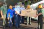 Danlanud SMH Palembang Segera Distribusikan APD ke Sumsel-Jambi
