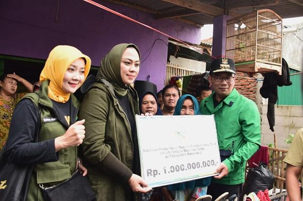 Ridwan Kamil: Sinergitas Semua Pihak Bisa Tekan Dampak Bencana