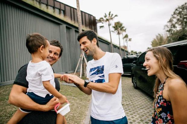 Novak Djokovic Jatuh Cinta dengan Bali: Destinasi Istimewa di Dunia