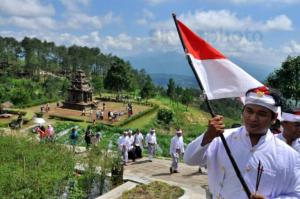 Gedong Songo Royal Culture
