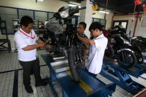 Wahana Training Center Jatake Lengkapi Main Dealer Honda di Tangerang