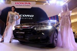 Honda Luncurkan All New Honda Accord di Surabaya