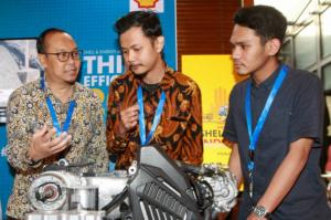 Shell Indonesia Gelar Kompetisi Think Efficiency Award 2019