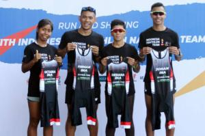 Timnas Triathlon Siap Ukir Prestasi di SEA Games 2019