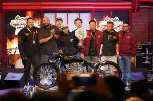 Enggal Modificate Raih The Greatest Bike Suryanation Motorland 2019