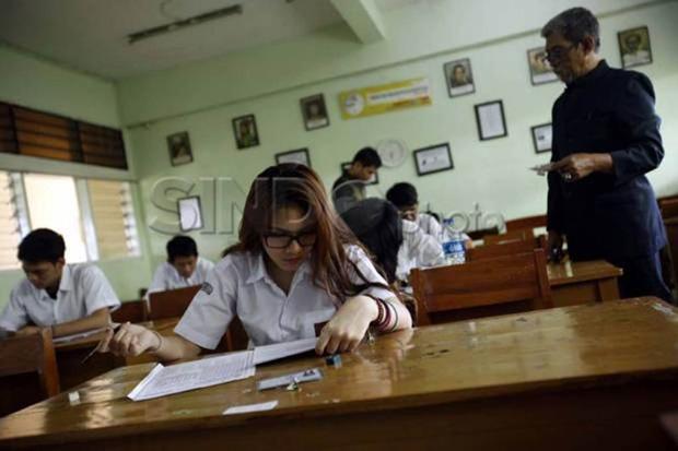 Pelaksanaan Pendidikan di Zona Hijau Sesuai Karakteristik Daerah