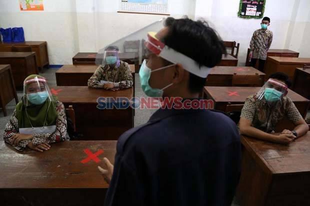 Serikat Guru Indonesia Pembelajaran Tatap Muka Tidak Akan Efektif