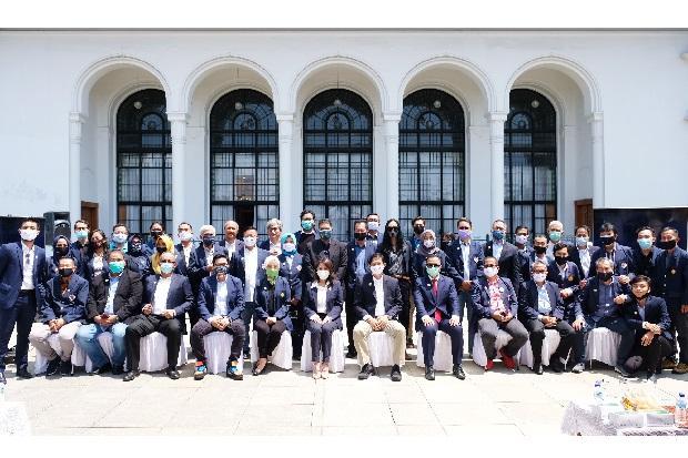 Resmi Dilantik, IKA UNPAD Siapkan Empat Program Prioritas