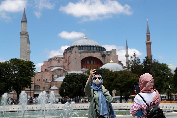 Tertarik Beasiswa Pendidikan Kursus Bahasa Turki, Segera Daftar di Sini