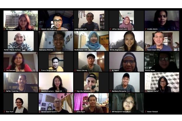 15 Jurnalis Rampungkan The Journalist Fellowship Program Tahap 1