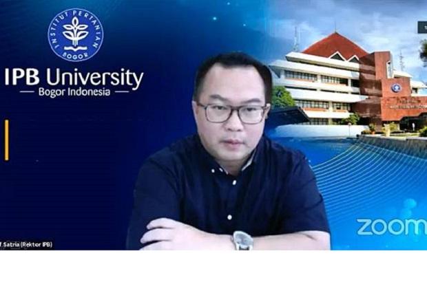 Rektor IPB:Ketahanan Keluarga Faktor Penting Hadapi Pandemi Covid-19