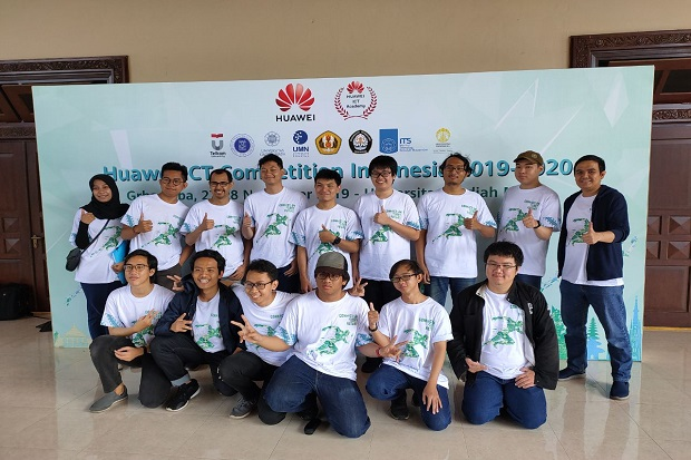 Juarai Asia Pasifik, ITB Melaju ke Final Huawei ICT Competition Tingkat Dunia