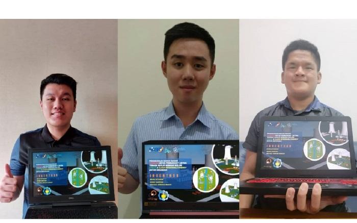 Tim Mahasiswa ITS Gagas Thorium untuk Bahan Bakar PLTN