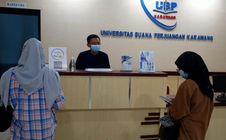 Pandemi, UBK Karawang Gratiskan Biaya Pendaftaran Mahasiswa Baru