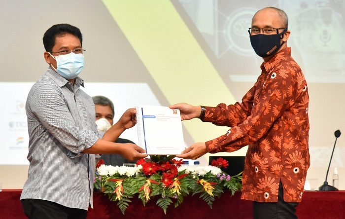 Rektor Untar Terpilih Jadi Ketua BKM-PII 2021-2024
