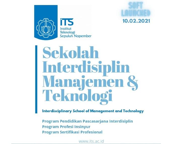 ITS Pelopori Buka Sekolah Pascasarjana Interdisiplin