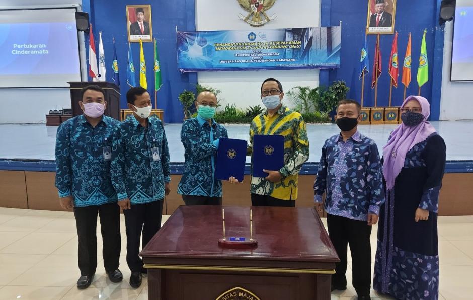 UBP Karawang Siapkan Program MBKM Melalui Kerja Sama Antar Kampus