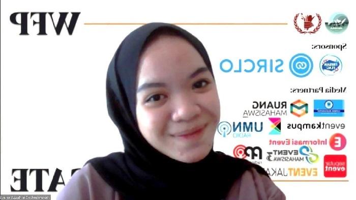 Mahasiswa UI Raih Juara 2 Ajang Indonesia MUN in World Food Program 2021