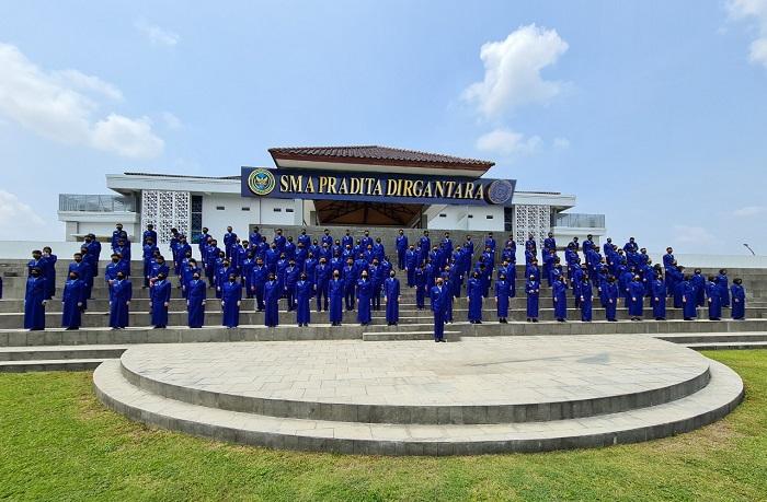 892 Calon Siswa Ikuti Seleksi Tahap Pertama PPDB SMA Pradita Dirgantara