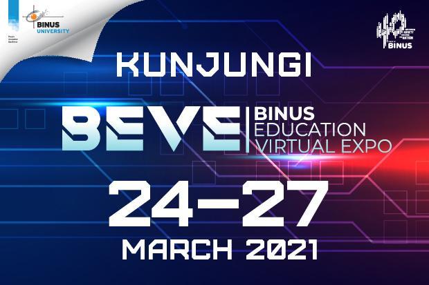 BINUS Education Virtual Education, Menjawab Kebutuhan Pameran Pendidikan di Tengah Pandemi