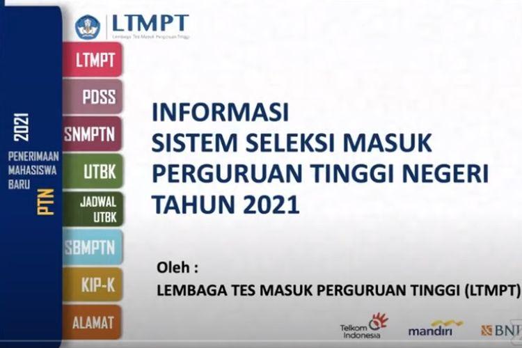 Ditutup 12 Maret, Ini Statistik Registrasi Akun LTMPT Siswa Hari Ini
