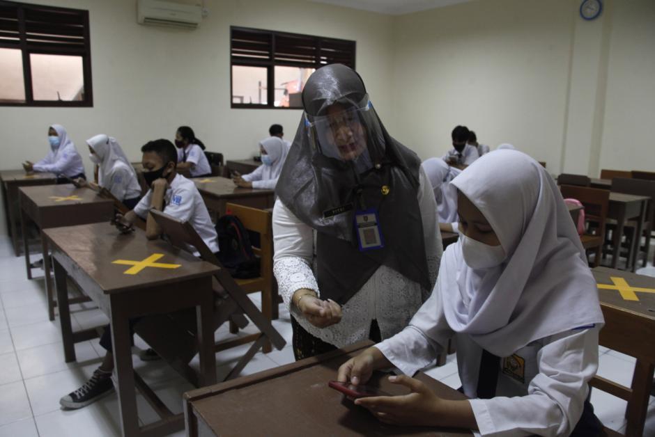 PTM Terbatas, Guru Harus Disiapkan untuk Pembelajaran dengan Paradigma Baru