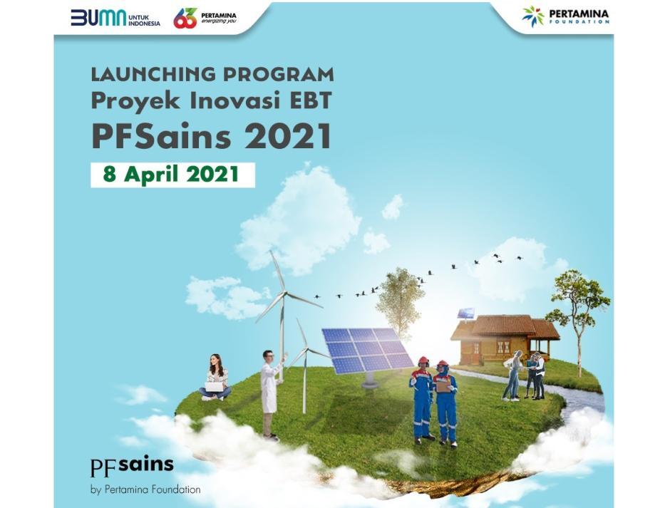 Pertamina Foundation Gelar Kompetisi Inovasi Energi Berbasis Technopreneur