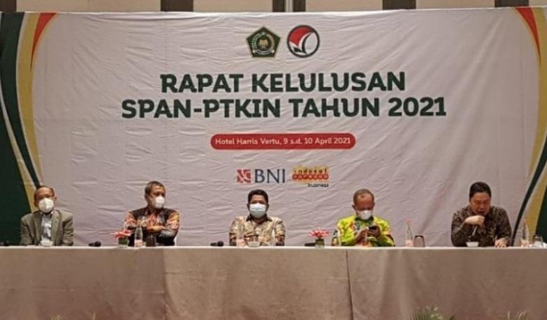 SPAN-PTKIN 2021 Telah Diumumkan, Cek Link Kelulusan di Sini