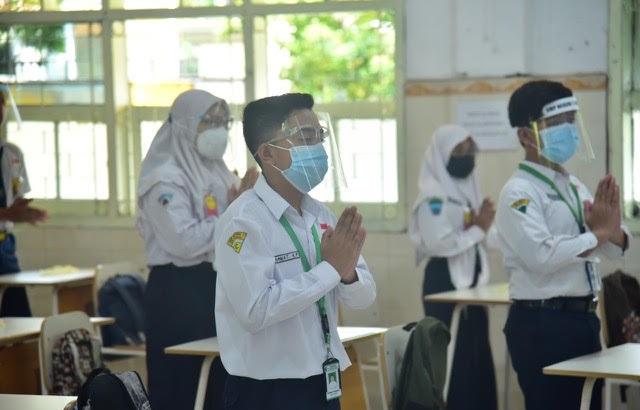 Simulasi PTM Sukses, Pemda akan Cek Persiapan Masing-masing Sekolah