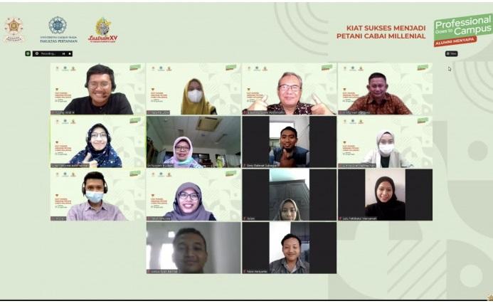 Tips Jitu Jadi Petani Cabai Sukses ala Alumnus UGM