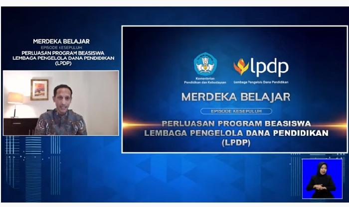 Kemendikbud dan LPDP akan Sediakan Beasiswa S1 untuk Siswa Berprestasi