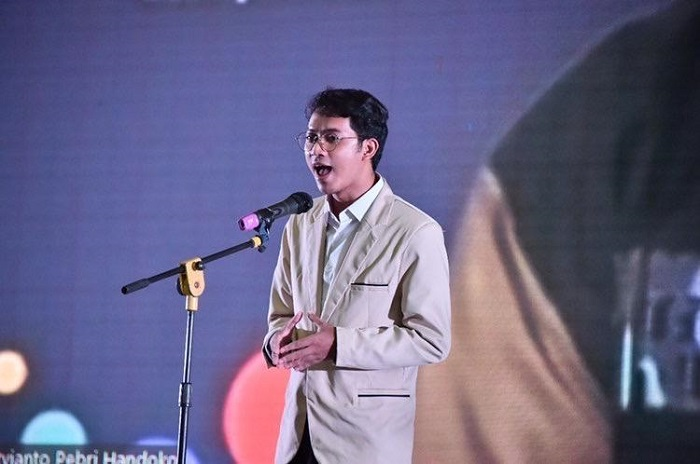 Tawarkan Inovasi Pendidikan, Mahasiswa UMM Jadi Jawara Bogor Leaders Talk 2021