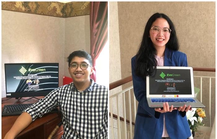 EvoGreen, Inovasi 2 Mahasiswa ITS untuk Tangani Polusi Udara di Indonesia