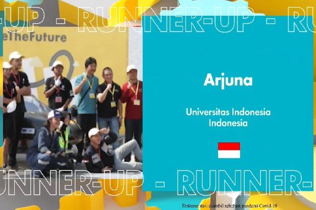 Universitas Indonesia Jadi Runner Up di Safety Award Shell Eco-Marathon 2021