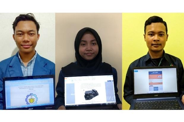 Inovasi Keren! Tim Mahasiswa ITS Ubah Ampas Tebu Menjadi Biobriket