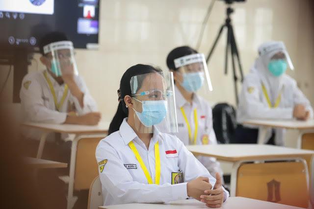 Mendikbudristek Tegaskan PTM Terbatas Bukan Sekolah Seperti Biasa