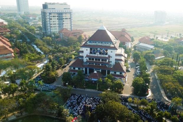 Merangkak Naik, Ini Peringkat UNAIR di QS World University Rankings 2022