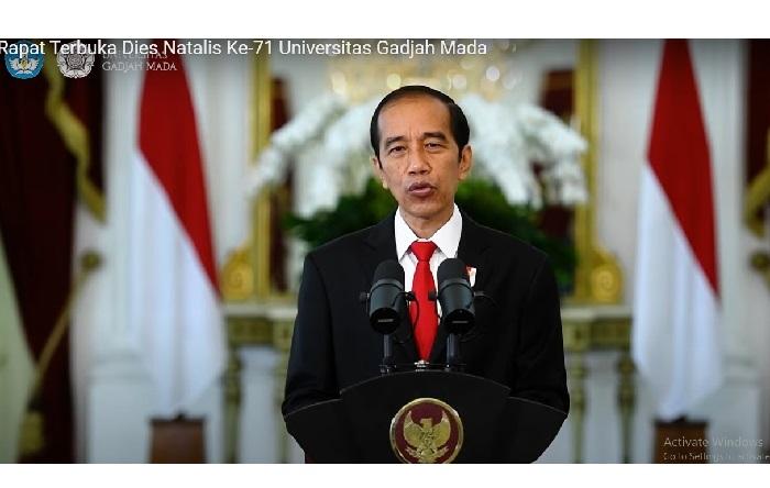 Jokowi: Jangan Hanya Belajar di Kampus Saja Tapi Juga di Masyarakat