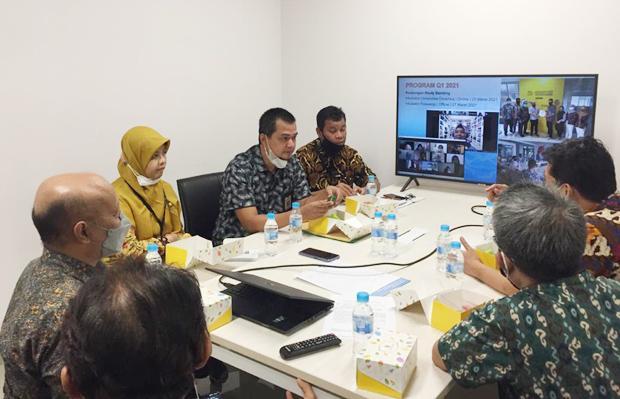 Inkubator Bisnis Inovasi ITS Siap Bina Start Up Teknologi dari Kampus Manapun