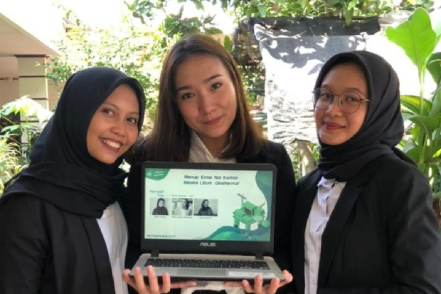Inovasi Keren, Tim Mahasiswa ITS Gagas Ide Emisi Nol Karbon
